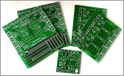 Fatti i circuiti stampati