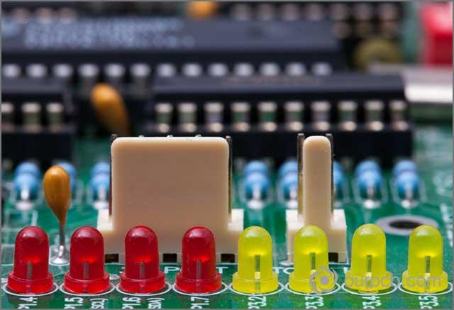 PCB a LED
